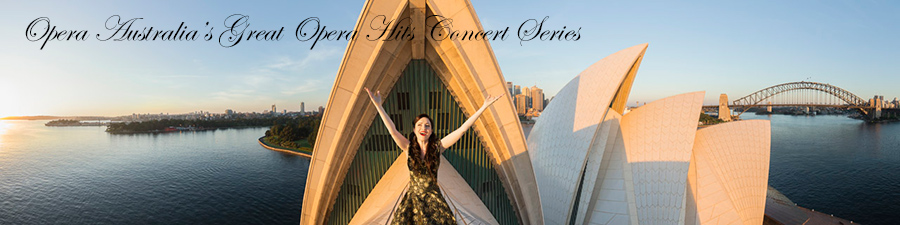 Opera Australia's Great Opera Hits Concert Series